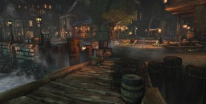 1600x814_16200_Tortuga_Docks_3d_fantasy_village_port_picture_image_digital_art