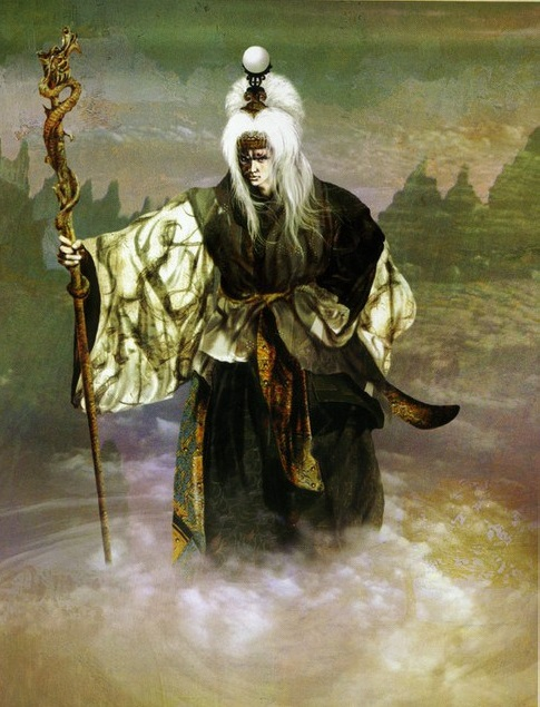 An Artists Rendition of Magori...Painting is a highly evolved art in Yunshan, and portraits of famous individuals both heroic and vile, mortal and supernatural are highly prized. Such art is worth great sums, and both sought after and protected by wealthy orders.