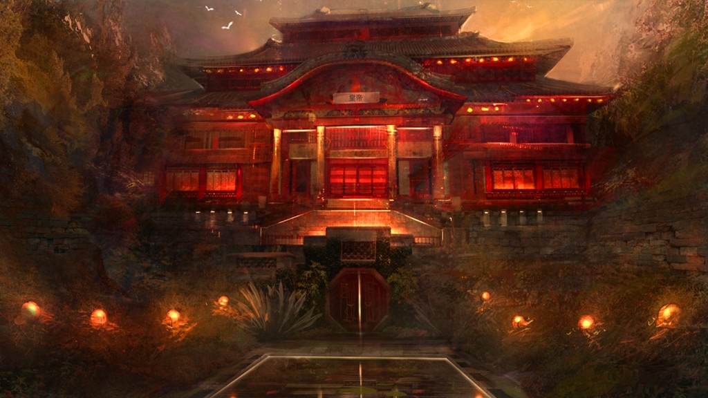 3. The Sacred Leaf, Evons Tea House