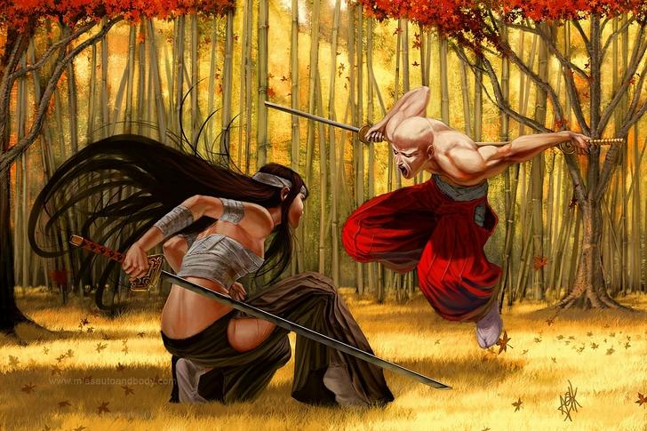 samurai artwork 1280x853 wallpaper_www.wallpapermay.com_69