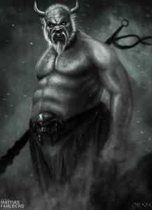 11.C3 Half Oni Giant