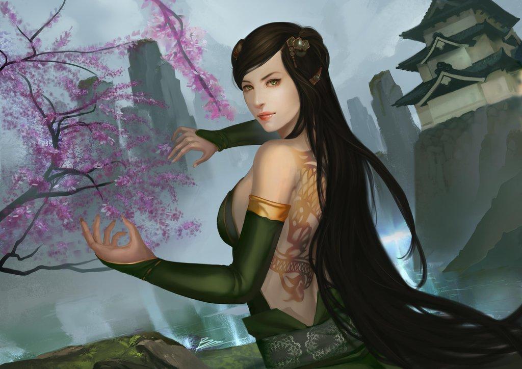 Lady Lay Yu Quan